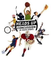 Heads up Youth Sports Concussion Logo
