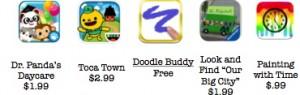 five friendly apps