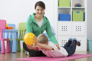 Occupational therapy for children and adults